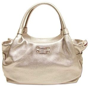 Kate Spade Southport Ave. Stevie Montpelier silver